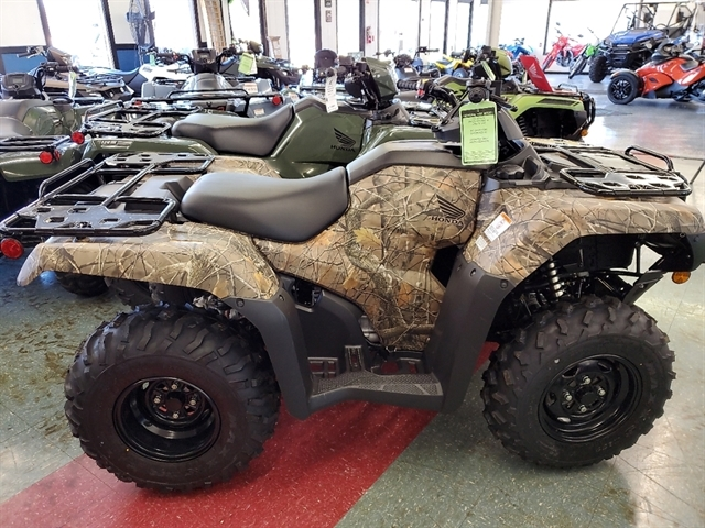 2020 Honda FourTrax Rancher 4X4 at Thornton's Motorcycle - Versailles, IN
