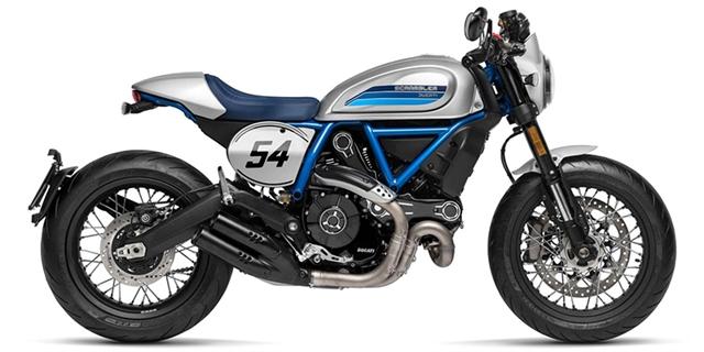2020 Ducati Scrambler Cafe Racer at Frontline Eurosports