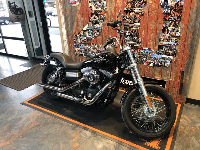 2011 Harley-Davidson Dyna Glide Street Bob at Vandervest Harley-Davidson, Green Bay, WI 54303