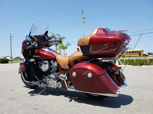 2019 Indian Roadmaster Base at Stu's Motorcycles, Fort Myers, FL 33912