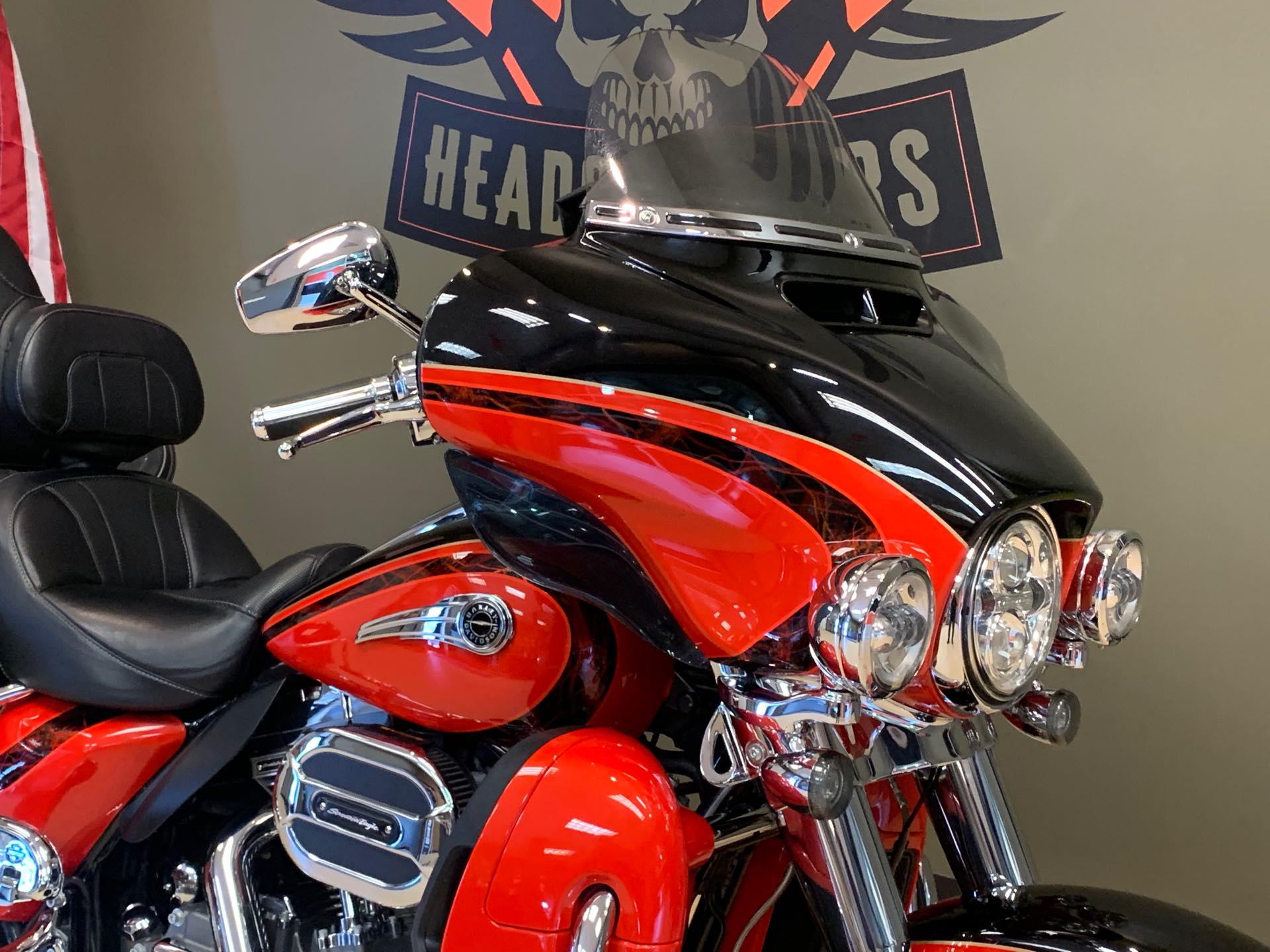 2016 Harley-Davidson Electra Glide CVO Limited at Loess Hills Harley-Davidson