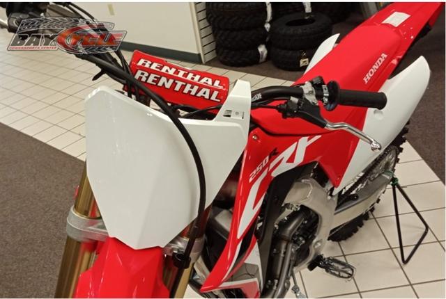 2020 Honda CRF250R 250R at Bay Cycle Sales