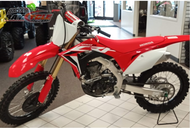 2020 Honda CRF250R 250R at Bay Cycle Sales
