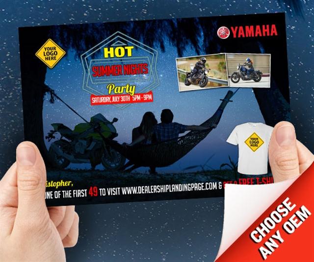 Hot Summer Nights Powersports at PSM Marketing - Peachtree City, GA 30269