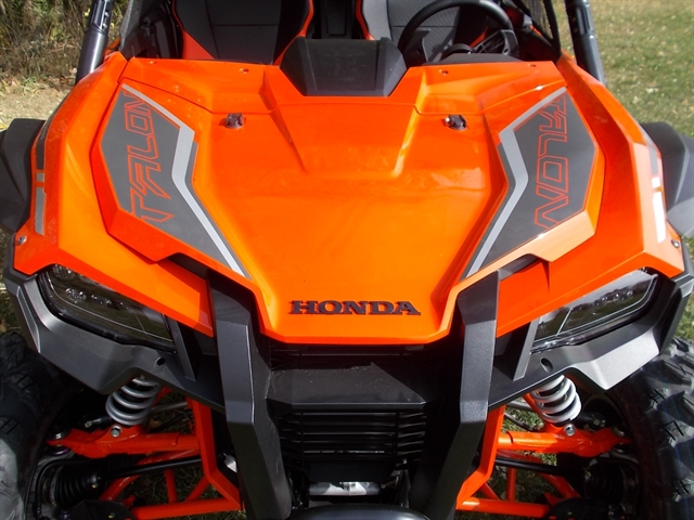 2021 Honda Talon 1000X at Nishna Valley Cycle, Atlantic, IA 50022