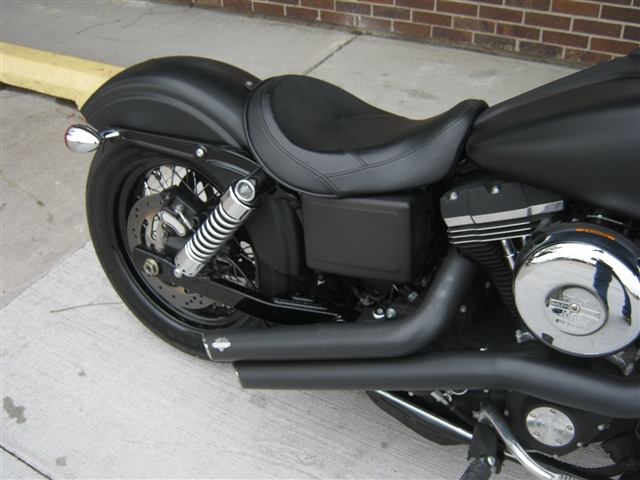 2013 Harley-Davidson Springer Street Bob at Brenny's Motorcycle Clinic, Bettendorf, IA 52722