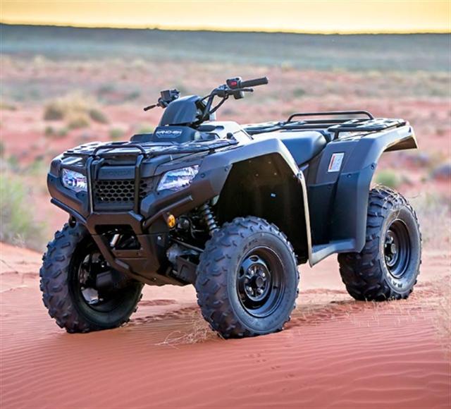 2020 Honda FourTrax Rancher 4X4 at Van's Motorsports