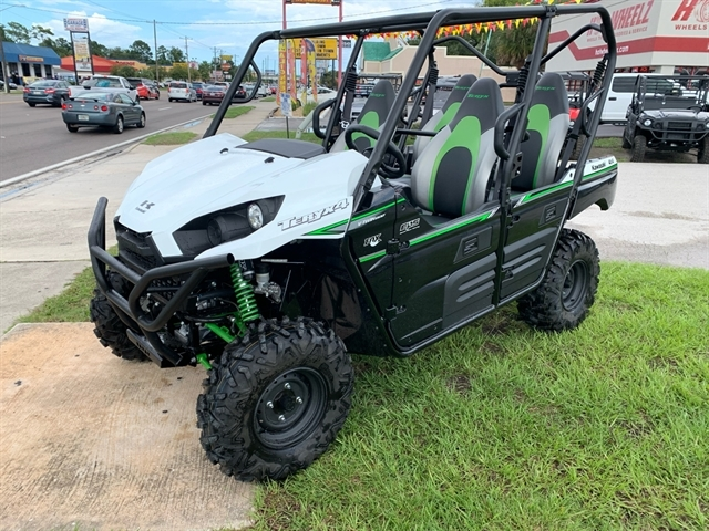 2019 Kawasaki Teryx4 Base at Jacksonville Powersports, Jacksonville, FL 32225