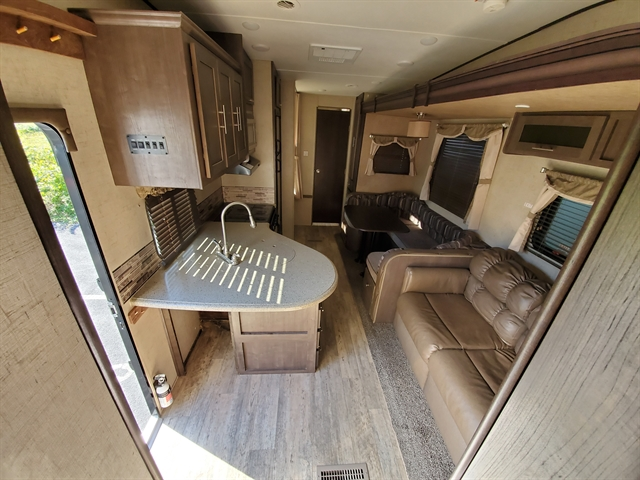 2015 Forest River Surveyor 274BHS at Youngblood Powersports RV Sales and Service