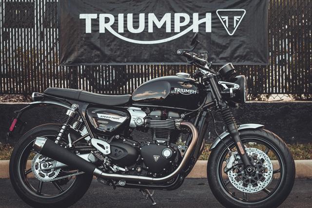 2020 Triumph SPEED TWIN at Tampa Triumph, Tampa, FL 33614