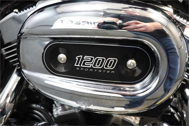 2015 Harley-Davidson Sportster SuperLow 1200T at Used Bikes Direct