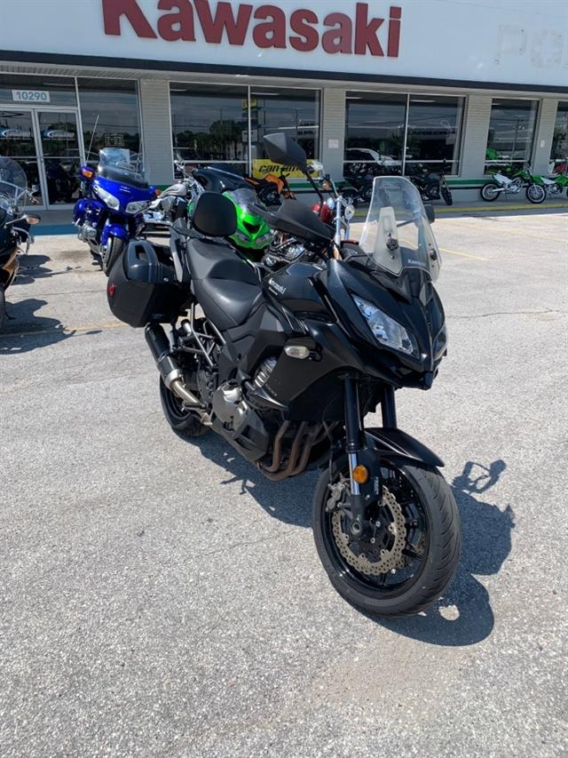 2015 Kawasaki Versys 1000 LT at Jacksonville Powersports, Jacksonville, FL 32225