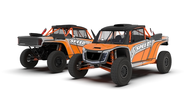 2021 SPEED UTV EL DIABLO ROBBY GORDON EDITION at Lynnwood Motoplex, Lynnwood, WA 98037