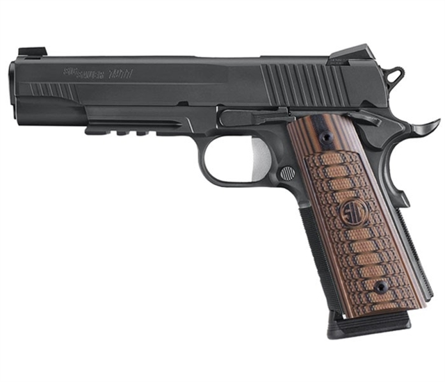 2018 Sig Sauer 1911 at Harsh Outdoors, Eaton, CO 80615