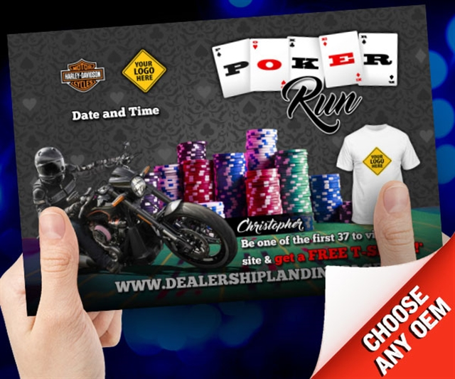Poker Run  at PSM Marketing - Peachtree City, GA 30269