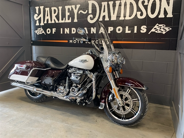 2021 Harley-Davidson Touring FLHR Road King at Harley-Davidson of Indianapolis