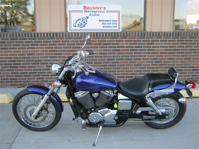 2003 Honda 750 Shadow Spirit at Brenny's Motorcycle Clinic, Bettendorf, IA 52722