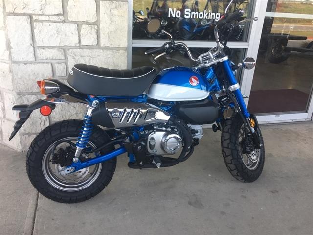 2020 Honda Monkey Base at Kent Motorsports, New Braunfels, TX 78130