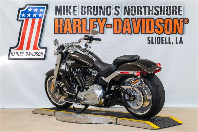 2020 Harley-Davidson Softail Fat Boy 114 at Mike Bruno's Northshore Harley-Davidson