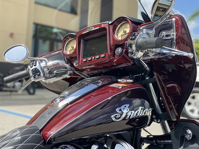 2021 Indian ROADMASTER MRN MTLCCRM MTLC 49ST at Fort Myers