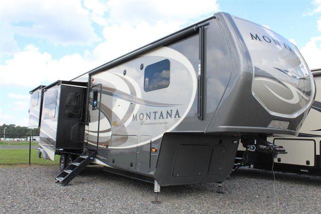 2019 Keystone RV Montana 3791RD at Campers RV Center, Shreveport, LA 71129