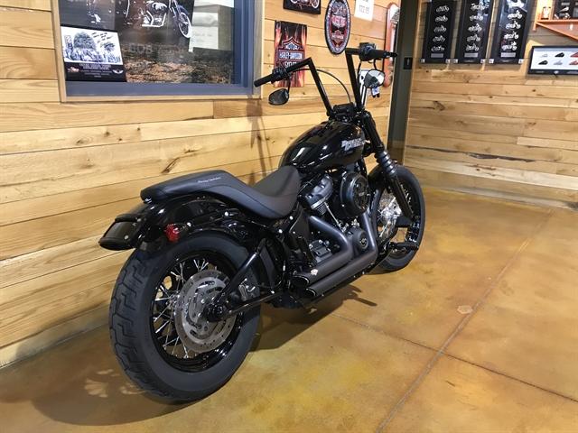 2018 Harley-Davidson Softail Street Bob at Thunder Road Harley-Davidson