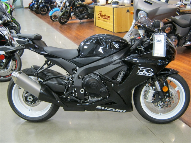 2019 Suzuki GSX-R 600 at Brenny's Motorcycle Clinic, Bettendorf, IA 52722