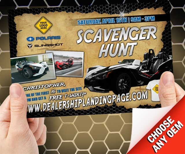 Scavenger Hunt Powersports at PSM Marketing - Peachtree City, GA 30269