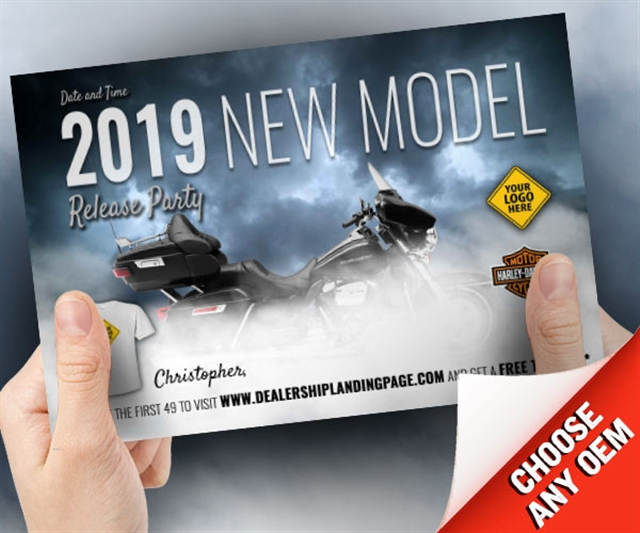 2019 Fall New Model Release Powersports at PSM Marketing - Peachtree City, GA 30269