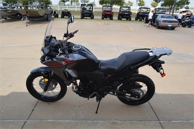 2021 Kawasaki Versys-X 300 ABS at Shawnee Honda Polaris Kawasaki