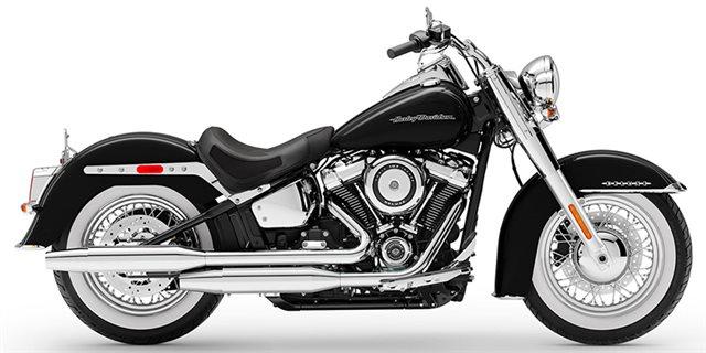 2019 Harley-Davidson Softail Deluxe at Williams Harley-Davidson