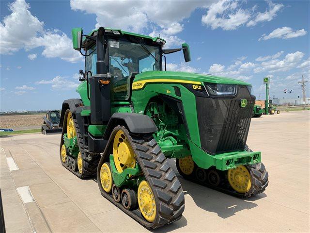 2021 John Deere 8RX 310 at Keating Tractor