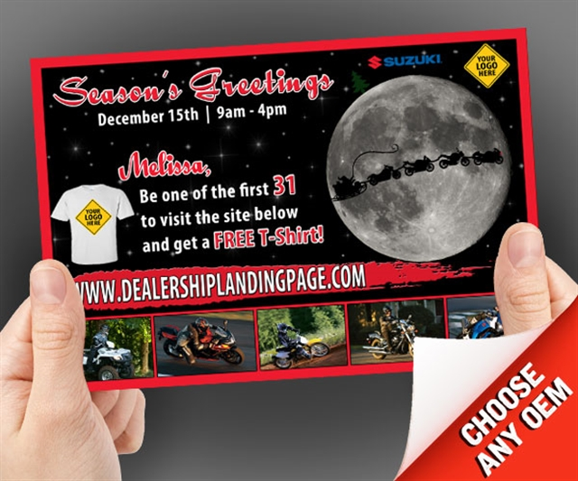 2018 Winter Season's Greetings Powersports at PSM Marketing - Peachtree City, GA 30269