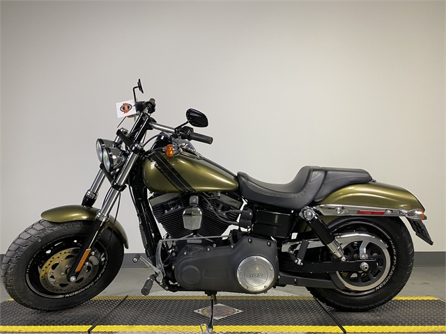 2016 Harley-Davidson Dyna Fat Bob at Worth Harley-Davidson