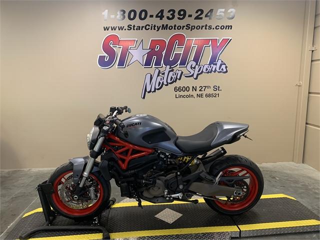 2017 Ducati Monster 821 at Star City Motor Sports
