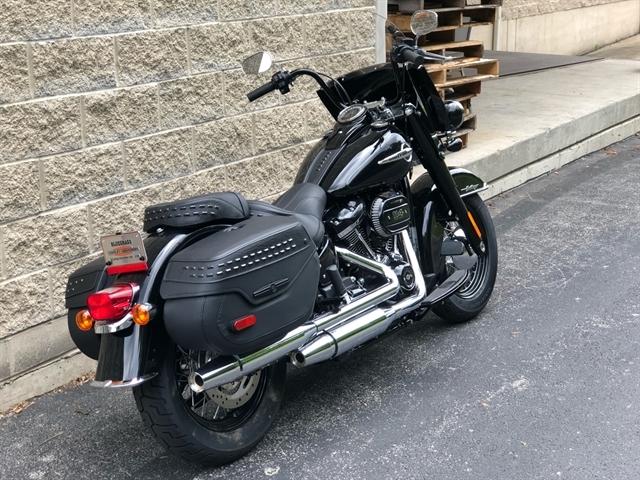 2019 Harley-Davidson Softail Heritage Classic 114 at Bluegrass Harley Davidson, Louisville, KY 40299