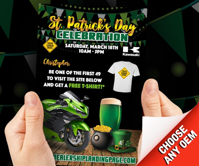 St Patrick's Day Powersports at PSM Marketing - Peachtree City, GA 30269