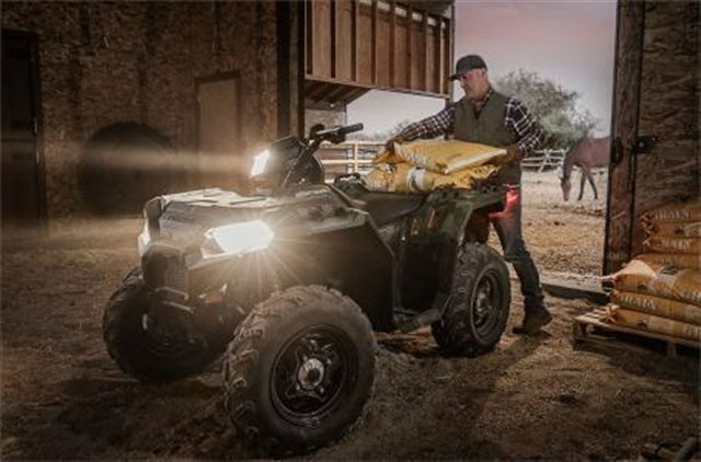 2019 Polaris Sportsman 850 Base at Pete's Cycle Co., Severna Park, MD 21146