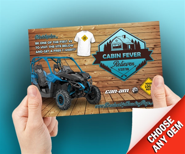 2019 Winter Cabin Fever Reliever Powersports at PSM Marketing - Peachtree City, GA 30269
