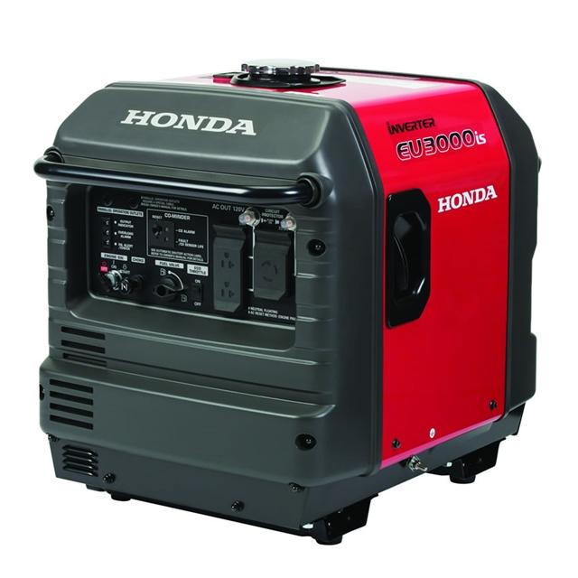 2021 Honda Generators EU3000iS at Nishna Valley Cycle, Atlantic, IA 50022