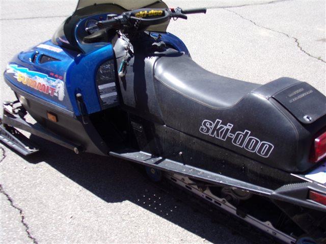 1997 Ski-Doo SUMMIT 500 136 at Power World Sports, Granby, CO 80446