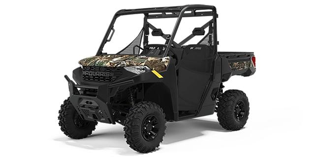 2022 Polaris Ranger 1000 Premium + Winter Prep Package at Shawnee Honda Polaris Kawasaki