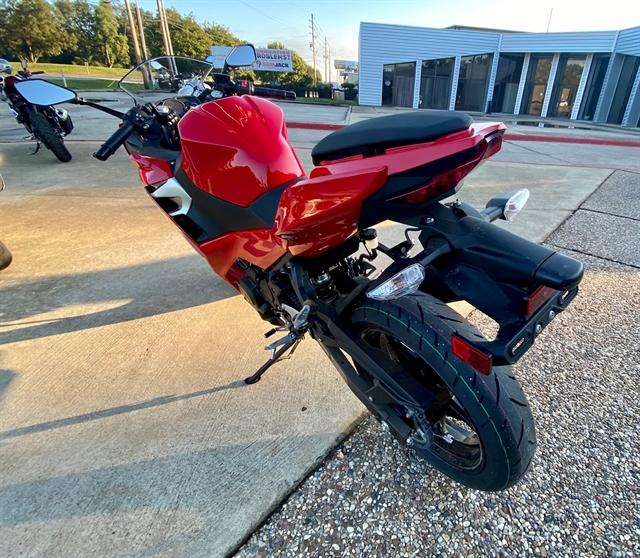 2021 Kawasaki Ninja 400 Base at Shreveport Cycles