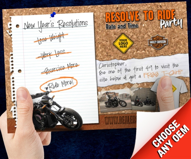 Resolve to Ride Party  at PSM Marketing - Peachtree City, GA 30269