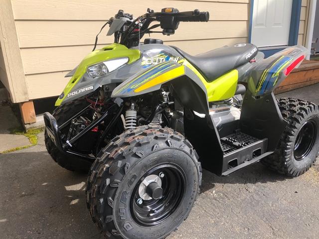 2019 Polaris Outlaw 50 at Lynnwood Motoplex, Lynnwood, WA 98037