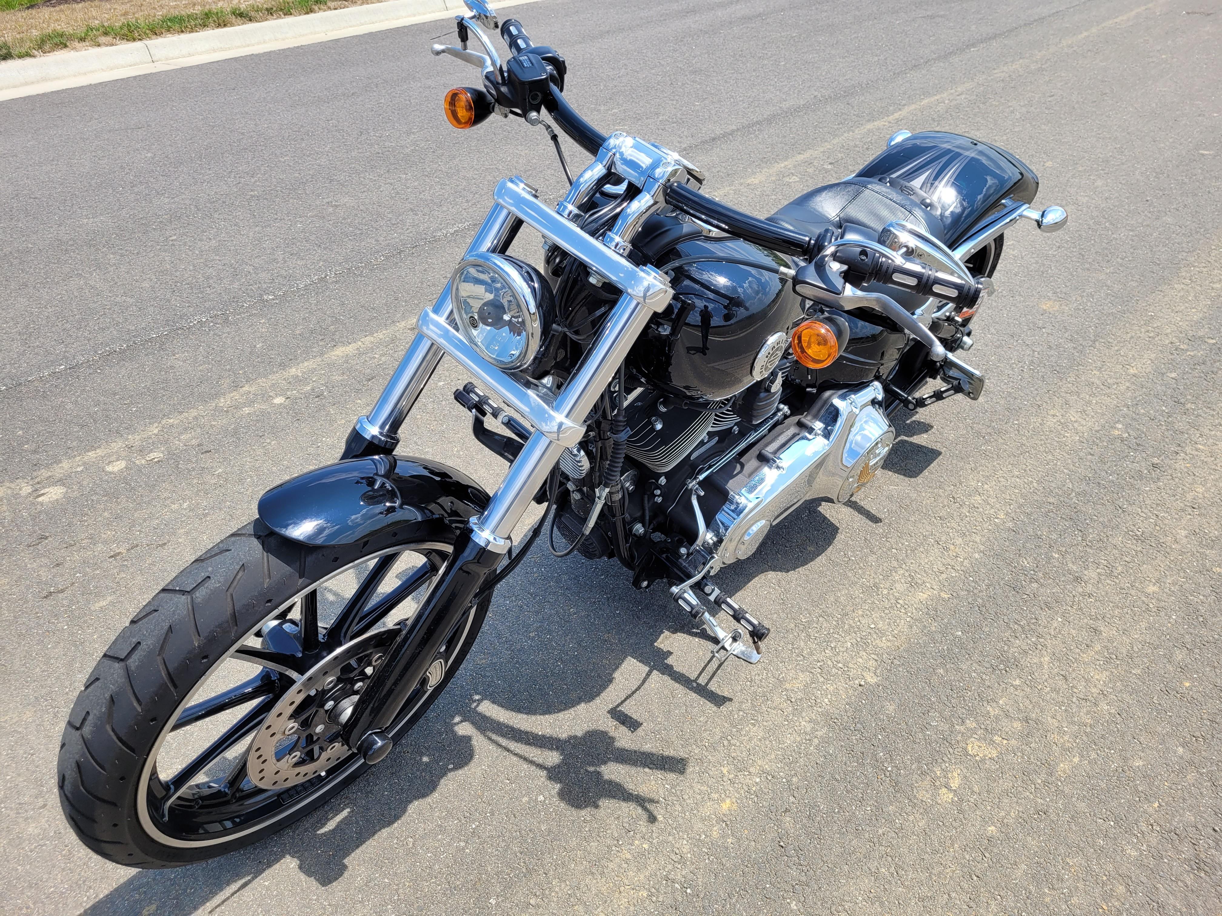 2016 Harley-Davidson Softail Breakout at Richmond Harley-Davidson