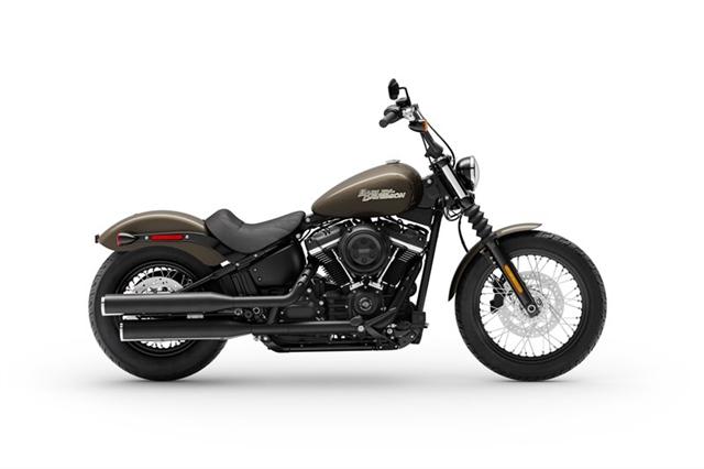 2020 Harley-Davidson Softail Street Bob at South East Harley-Davidson