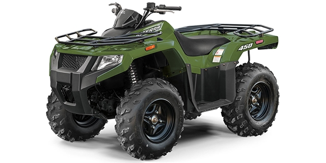 2021 Textron Off Road Alterra 450 4x4 at Bay Cycle Sales