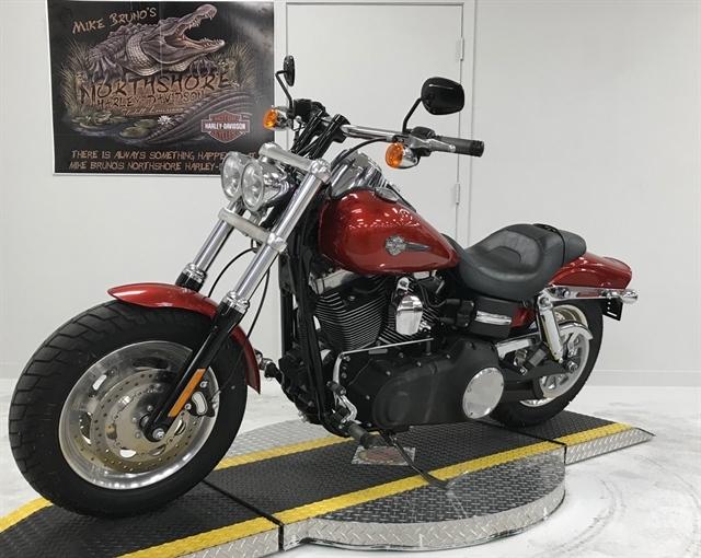 2013 Harley-Davidson Dyna Fat Bob at Mike Bruno's Northshore Harley-Davidson