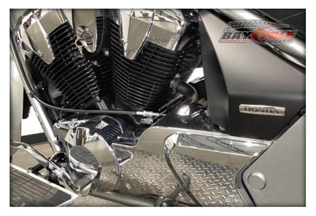 2014 Honda Interstate Base at Bay Cycle Sales